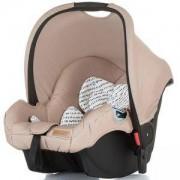 Бебешко столче за кола с адаптори 0-13 кг. Chipolino Фама, карамел, 350770
