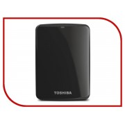 Жесткий диск Toshiba Canvio Connect II 2Tb Black HDTC820EK3CA