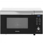 "Samsung Easy Viewâ""¢ MC28M6075CS 28 Litre Combination Microwave Oven - Silver"