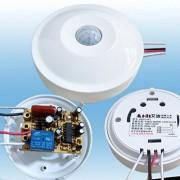ELECTROPRIME Motion Sensor Surface Mount PIR Ceiling Infrared Detector Light Switch 220V