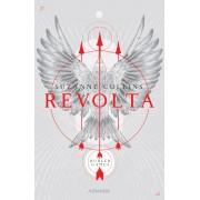 Editura Nemira Revolta (trilogia jocurile foamei, partea a iii-a, 2019) - suzanne collins editura nemira
