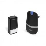 Digitális elem- és vezeték nélküli csengő - Kinetic - (55342BK)