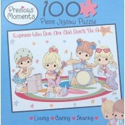 Precious Moments 100pc. Puzzle Express Who You Are And Youll Be A Star