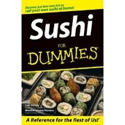 Sushi for Dummies, Paperback/Judi Strada