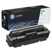 HP W2031X Toner Cyan 6k No.415X Eredeti HP kellékanyag Cikkszám: W2031X