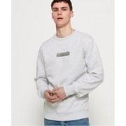 Superdry Black Label Edition rundhalsad sweatshirt