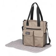 Coimasa Pirulos bolso Carry lino con cambiador Denim
