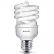 Енергоспестяваща крушка Philips Economy Twister, 20W, 91 W, E27, 1PF/6, топла бяла светлина, 8718291680086