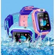 Inteligentné hodinky 600S s telefónom a GPS pre deti, vodoolné IP67
