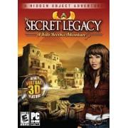 Meridian4 Kate Brooks: The Secret Legacy Windows