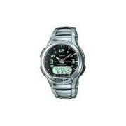 Relógio Masculino Analógico Casio Aq-180WD-1BV - Metal