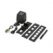 Escáner De Alta Resolución/Digital Convierte El Escaneado De Película Fotográfica Diapositivas Negativos Negro