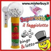 SUPERLOTTO IL FAGGIOLOTTO BINGO & LOTTO