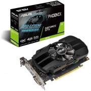 Tarjeta de Video ASUS GeForce GTX 1650 OC 4GB PH-GTX1650-O4G