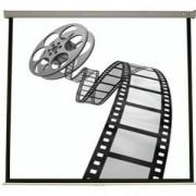 Екран Projection Screen - 180x180cm Wall & Ceiling Matt White Manual - JZ.J7400.002