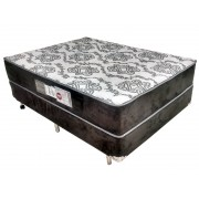 Cochão Luckspuma Látex Eclypse 80 - Colchão King Size - 1,93x2,03x0,30 - Sem Cama Box