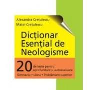 Dicţionar esenţial de neologisme