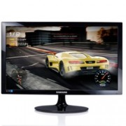 "Монитор Samsung S24D330HSX, 24"" (60.96 cm) TN панел, Full HD, 1ms, 600:1, 250 cd/m2, HDMI"