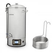 Boccale + Refrigeratore ad Immersione per Birra 3000W 50l 304 in Acciaio Inossidabile