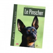 "Artemis Livre ""Pinscher"" Collection Pet Book"