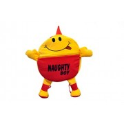 Vpra Mart Yellow & Red Naughty Boy Soft Toy Bag