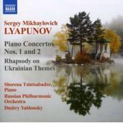 S. Lyapunov - Piano Concerto No.1 (0747313078370) (1 CD)