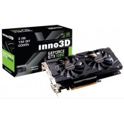 Grafička kartica GeForce GTX1060 Inno3D 3GB Twin X2 DDR5, HDMI/2xDVI-D/DP/192bit, N106F-2SDN-L5GS