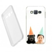 Husa Samsung Galaxy J5 J500 Silicon Gel Tpu Model Bebelus Si Caine Petrecere