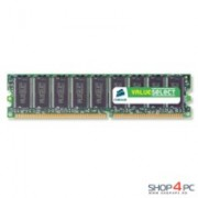 Memorie Corsair DDR, modul 1GB, 400 MHz, 3-3-3-8, Value Select