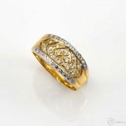 Arany gyűrű 68