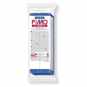 Gyurma, 350 g, égethető, FIMO Professional, ultramarin