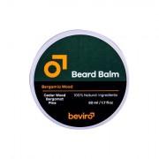 Be-Viro Men´s Only Beard Balm balzám na vousy 50 ml odstín Cedar Wood, Bergamot, Pine pro muže