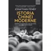Istoria Chinei moderne. Decaderea si ascensiunea unei mari puteri de la 1850 pana in prezent