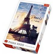 Puzzle Paris in zori, 1000 piese