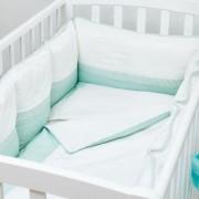 Colibri&Lilly Комплект в кроватку Colibri&Lilly Mint Pillow (4 предмета)