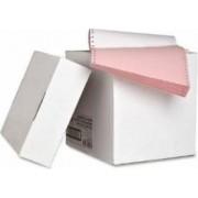 Hartie Imprimanta Matriciala A4 2 Exemplare AC 1000 seturicutie Modul Continuu - Hartie Autocopiativa pentru Imprimanta