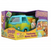 Maquina Del Misterio Scooby Transformable Con Fred - 05848
