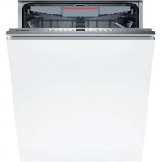 Bosch Serie 4 SBE46MX01G Fully Integrated Standard Dishwasher - Stainless Steel Control Panel with Sliding Door Fixing Kit - A++ Rated