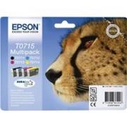 Epson T0715 (B/C/M/Y) - C13T07154012