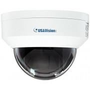 Geovision UVS-ADR1300 1.3MP H.264 Low Lux WDR Mini Domo IP Fijo Resistente