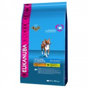 Eukanuba Mature & Senior Medium Breed csirke - 15 kg