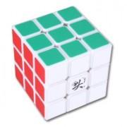 Dayan ZhanChi 3x3x3 Brain Teaser Speed Cube Puzzle White 55mm