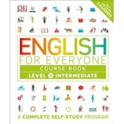 English for Everyone: Level 3: Intermediate, Course Book (Library Edition), Hardcover/DK