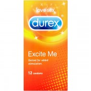 Durex Excite Me prezervative 12 bucati