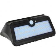 Reflector LED cu panou solar, cu senzor de miscare Sirius-2, 40 leduri, IP44, 240 lm FMG-078-012-0002