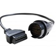 IVECO 38pin 38 pin OBD 2 OBD2 átalakító kábel