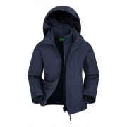 Mountain Warehouse Fell Kids 3 in 1 Jacket - Navy