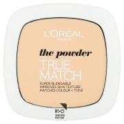 L'Oréal Paris L´Oréal Paris True Match sjednocující kompaktní pudr 1R/1C Rose Ivory 9g