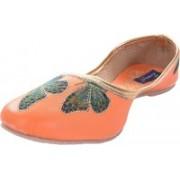Tamanna butterfly Bellies For Women(Orange)
