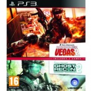 Rainbow Six Vegas 2 + Ghost Recon Advanced Warfighter 2 Пакет (2 в 1), за PlayStation 3